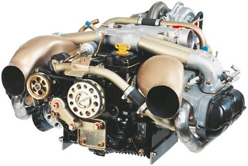 L2400 DT/ET Motor